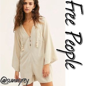 Free People Living My Best Life One Piece NWT M
